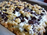 Kuchen sbriciolona mit 3 Mehlsorten